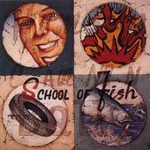 Human Cannonball de School of Fish
