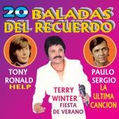20 Baladas del Recuerdo by Various Artists
