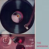 The Lp Library de The Impressions