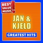Jan & Kjeld - Greatest Hits (Best Value Music) by Jan & Dean