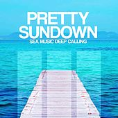 Pretty Sundown Sea (Music Deep Calling) de Various Artists