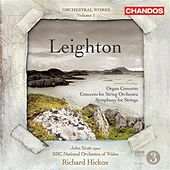 LEIGHTON, K.: Orchestral Music, Vol. 1 - Symphony for Strings / Organ Concerto / Concerto for String Orchestra by Various Artists