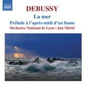 DEBUSSY: Orchestral Works, Vol. 1 - La mer / Prelude a l'apres-midi d'un faune / Jeux by Jun Markl