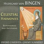HILDEGARD VON BINGEN: Celestial Harmonies - Responsories and Antiphons (Oxford Camerata) von Various Artists