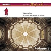 Mozart: The Serenades for Orchestra, Vol.2 by Various Artists