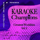 Greatest Worldhits Vol. 3 by Instrumental Champions