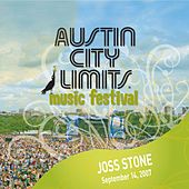 Live At Austin City Limits Music Festival 2007: Joss Stone de Joss Stone