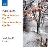 KUHLAU: Piano Sonatas, Op. 59 / Piano Sonatinas, Op. 20 (Jando) di Jeno Jando