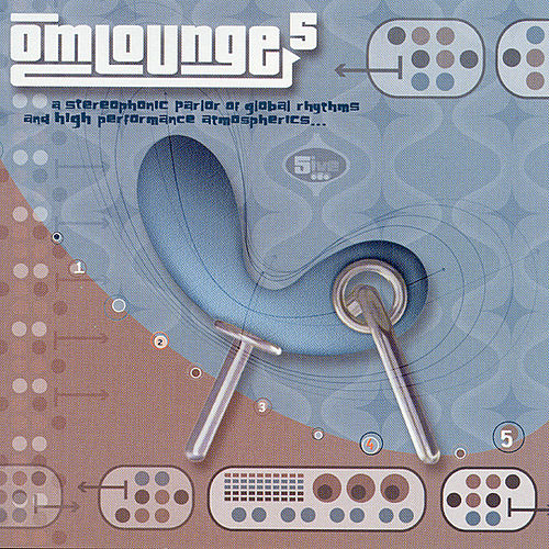 Om Lounge 5 by Various Artists