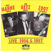 Live 1956 & 1957 by Shelly Manne