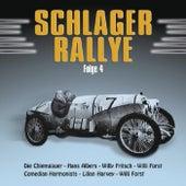 Schlager Rallye Vol.4 1920-1940 de Various Artists
