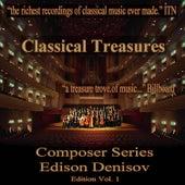 Classical Treasures Composer Series: Edison Denisov Edition, Vol. 1 (EP) by Leonid Kogan