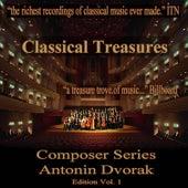 Classical Treasures Composer Series:  Anronin Dvorak Edition, Vol. 1 de Various Artists