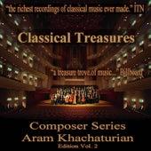 Classical Treasures Composer Series: Aram Khachaturian, Vol. 2 de Various Artists