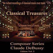 Classical Treasures Composer Series: Claude DeBussy, Vol. 2 von Various Artists