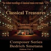 Classical Treasures Composer Series: Bedrich Smetana Edition, Vol. 1 by David Oistrakh