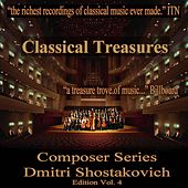 Classical Treasures Composer Series: Dmitri Shostakovich, Vol. 4 de Various Artists