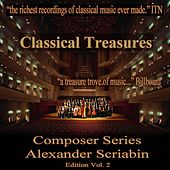 Classical Treasures Composer Series: Alexander Scriabin, Vol. 2 von Various Artists