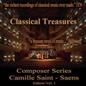Classical Treasures Composer Series: Camille Saint-Saens Edition, Vol. 1 de Various Artists