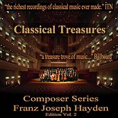 Classical Treasures Composer Series: Franz Joseph Haydn, Vol. 2 de Various Artists