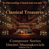 Classical Treasures Composer Series: Dmitri Shostakovich, Vol. 3 by Various Artists