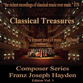 Classical Treasures Composer Series: Franz Joseph Haydn Edition, Vol. 1 von Various Artists