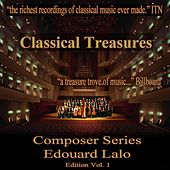 Classical Treasures Composer Series: Edouard Lalo Edition, Vol. 1 by Various Artists