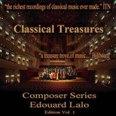 Classical Treasures Composer Series: Edouard Lalo Edition, Vol. 1 de Various Artists