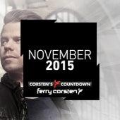 Ferry Corsten presents Corsten's Countdown November 2015 by Various Artists