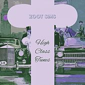 High Class Tunes by Zoot Sims