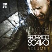 100% Federico Scavo, Vol. 1 de Various Artists