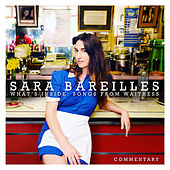 What's Inside: Songs from Waitress - Commentary de Sara Bareilles