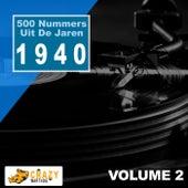 500 Nummers Uit De Jaren 1940 Vol.2 von Various Artists