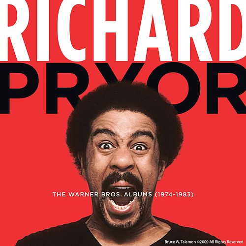 The Warner Bros. Albums (1974-1983) by Richard Pryor