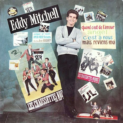 Ep mais reviens moi by Eddy Mitchell