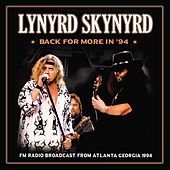 Back for More In '94 (Live) di Lynyrd Skynyrd