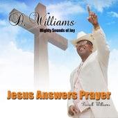 Jesus Answers Prayer by D! Williams