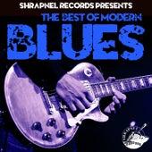 Shrapnel Records Presents: The Best of Modern Blues de Various Artists