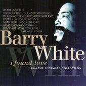 I Found Love de Barry White