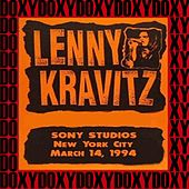 Sony Studios, New York, March 14th, 1994 (Doxy Collection, Remastered, Live on MTV Broadcasting) von Lenny Kravitz