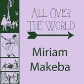 All Over The World de Miriam Makeba