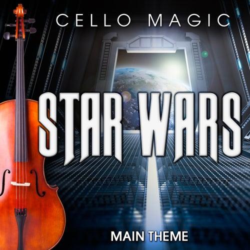 Star Wars Main Theme by Cello Magic
