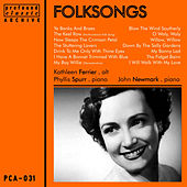 Folksongs de Kathleen Ferrier
