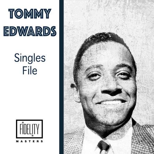 Singles File by Tommy Edwards