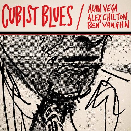 Cubist Blues by Alan Vega