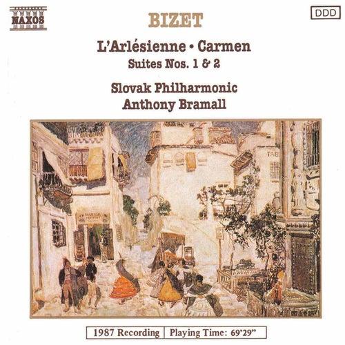 L'Arlesienne / Carmen by Georges Bizet