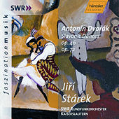 Antonin Dvořák: Slavonic Dances op. 46 & 72 by SWR Rundfunkorchester Kaiserslautern