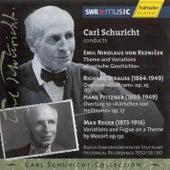 Carl Schuricht conducts Reznicek, Strauss, Pfitzner, Reger by Radio-Sinfonieorchester Stuttgart