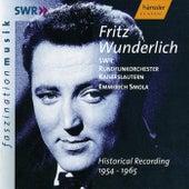Fritz Wunderlich - Historical Recording (1954-1965) by Fritz Wunderlich