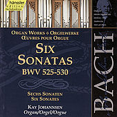 The Complete Bach Edition Vol. 99: Six Sonatas BWV 525-530 by Kay Johannsen